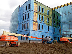 Commercial Waterproofing & Coating Contractor - NH, MA, ME