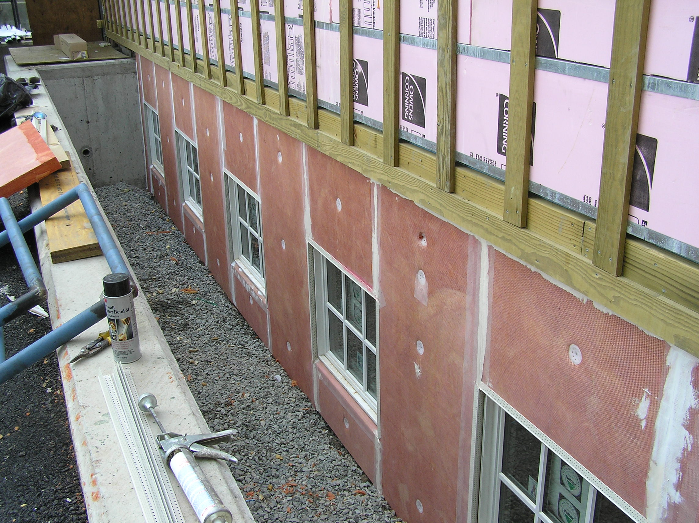 Waterproofing Project Photos Associated Concrete Coatings