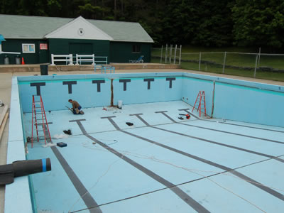 Commercial Pool Repair | Concrete Resurfacing Contractor