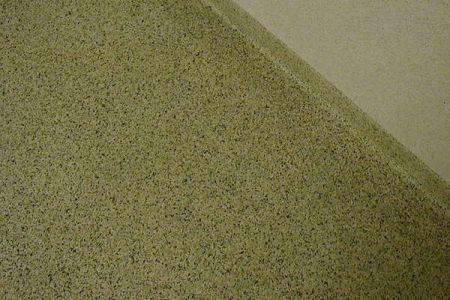 Epoxy flooring - decorative quartz