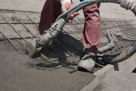 Concrete repair services in NH, MA