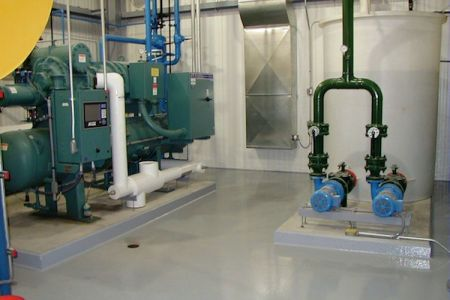 FDA-approved epoxy floor coating for food manufacturing