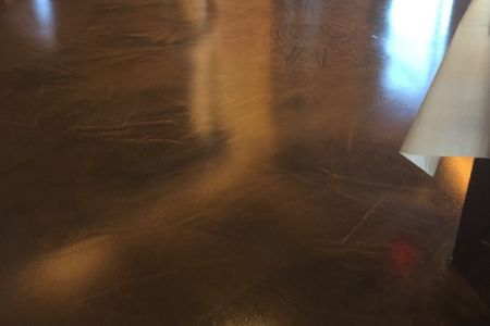 ReFLEXions epoxy floor coating