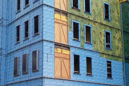 Waterproofing contractor and installation for air vapor barriers and membranes